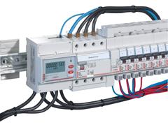 Compteur d'énergie EMDX³ triphasé