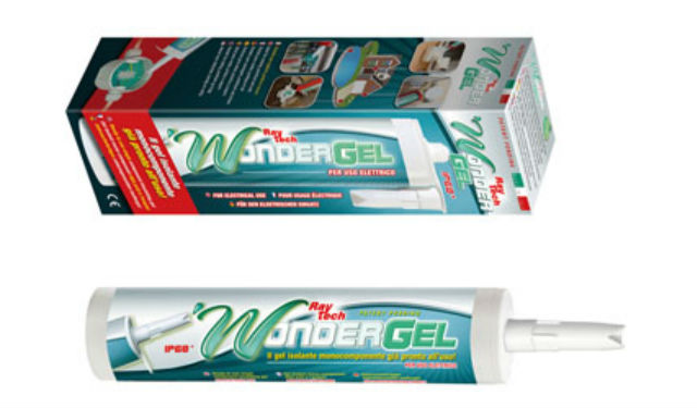 Gel d isolation wondergel en cartouche de 280 ml pr t - Gel isolant electrique ...