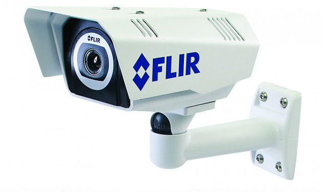 cam ras thermiques de surveillance flir s rie fc s fili re 3e. Black Bedroom Furniture Sets. Home Design Ideas