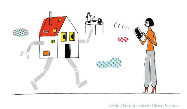 Objets communicants dans l habitat faire simple pour s approprier la comple - Objet domotique confort ...