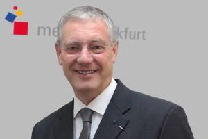 Michael Scherpe Président Directeur Général Messe Frankfurt - Délégation officielle pour la France et Monaco Light+Building - Frankfurt/