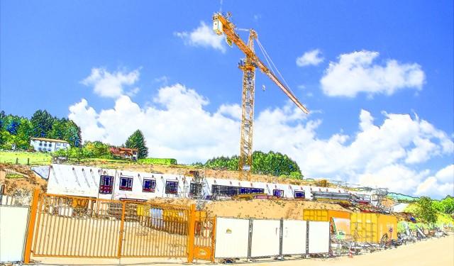 chantier vert