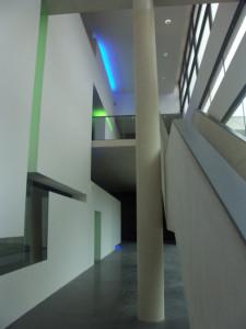 Val de Marne - Musée du MAC VAL - Architectes Ripault & Duhart. © Concepto