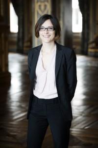 Celia Blauel, maire adjointe chargée de l'environnement, du développement durable, de l'eau et du plan Climat Énergie territorial (c) Patrick Sordoillet