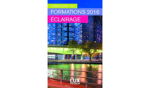 Centre de formation et de perfectionnement en clairage for Catalogue eclairage exterieur