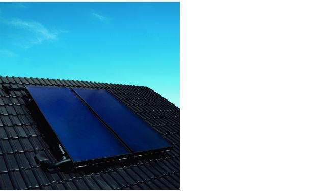 Capteur solaire thermique hautes performances viessmann for Viessmann vitosol 200 fm