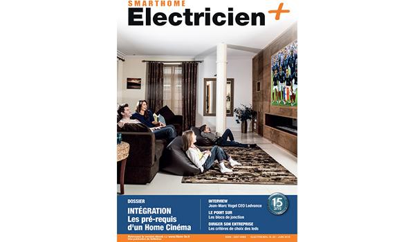 Les pr requis d 39 un home cin ma pour les lectriciens - Outillage d un electricien ...