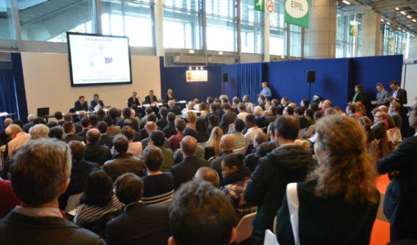 Conférence lors de l'édition 2015 du salon IBS