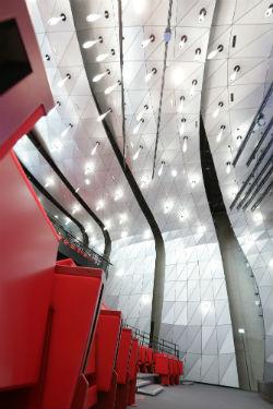 © Jean-Pierre Porcher – Centre R&D, EDF Saclay, auditorium.