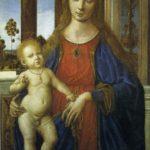 Pietro Perugino, Madonna col Bambino 1470-1473