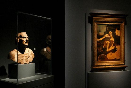© ArtsLife – Saint Jérôme, 1475-1480 Atelier de Verrocchio. photo Luca Zuccala, avec l'aimable autorisation de Luca Zuccala