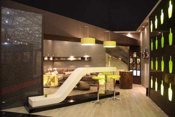 Best Decoration Salon Moderne 2013 En Marron Contemporary ...