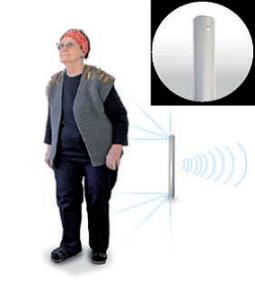 Détecteur de chute Elsi Technologies.