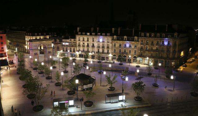 201 Clairage Urbain Place Darcy Dijon Fili 232 Re 3e