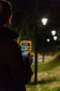 ©Antoine Monié. Dans le cadre de son contrat avec la ville de Chartres, Citéos a rénové 58 % des luminaires vétustes et adapté l'éclairage aux usages et aux quartiers avec l'installation d'un système de supervision et de télégestion au point lumineux.