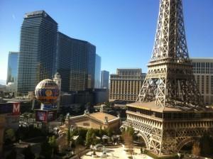 IMG_CES3-vue de Las Vegas
