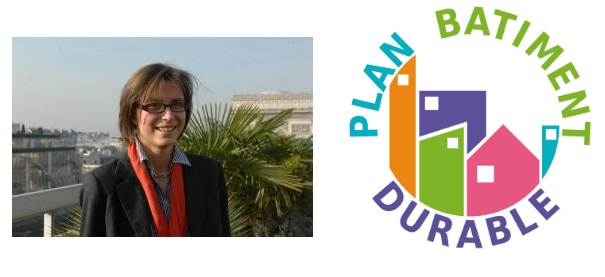 Anne-Lise Deloron-Rocard, directrice adjointe, Plan Bâtiment durable. (c) BERNARD SUARD