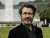 Portrait of Olafur Eliasson Palace of Versailles, 2016 Photo : Anders Sune Berg © Olafur Eliasson