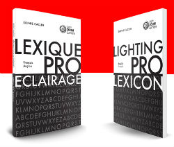 lexique Çclairage light zoom