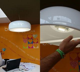 Luminaires équipés de crayon R7s LED ReneSola