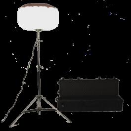 Sirocco 2-S 24 x 10 W LED Version Pro-Pack Existe aussi en version Standard