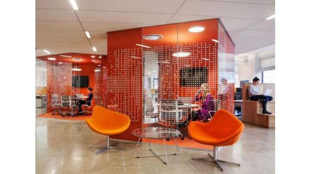 Bureau open space avantage steelcase lance share it collection
