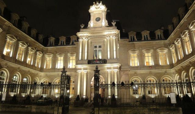 2015. Mairie du IIIe arrondissement, Paris. ©Roger Narboni, Concepto