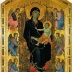 Madonna Ruccelai di Duccio di Buoninsegna 1285