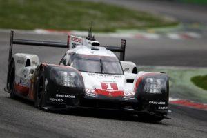 © Porsche – Deuxième tour de piste avec Porsche : en 2017, TRILUX est pour la deuxième saison « Lighting Partner » officiel de l'écurie d'usine Porsche dans la catégorie LMP1 pour le Championnat du Monde d'Endurance FIA WEC.