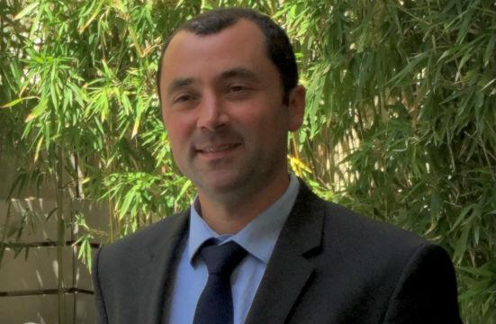 Julien Arnal président du Syndicat de l'éclairage