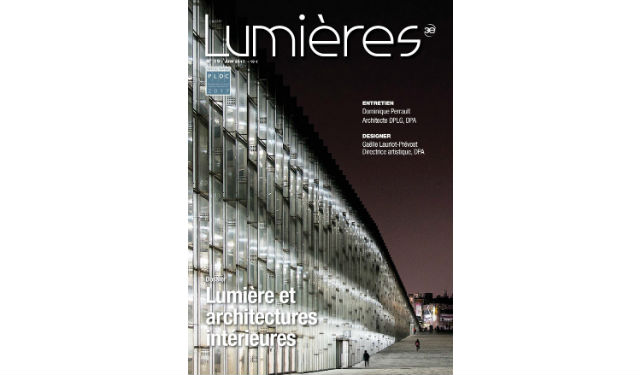 Lumières N°19. Université féminine Ewha, Séoul - Architecte Dominique Perrault, DPA. ©Ewha Womans University