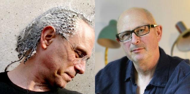 © DR, Georges Berne et François Migeon, Plasticiens lumière, Agence 8'18''