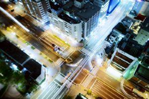 © Osram, Connectivité en éclairage extérieur