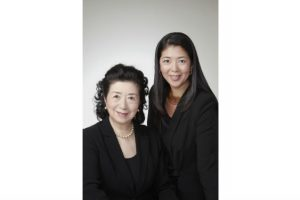 Motoko et Akari-Lisa Ishii