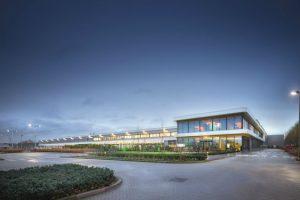 © Trilux – Solution éclairage I Lighting solution : TRILUX – Maîtrise d'ouvrage I Client : DokVast (Pays-Bas/Netherlands) – Maître d'oeuvre I Contractor : Heembouw (Pays-Bas/Netherlands) – Architecte I Architect : DENC (Pays-Bas/Netherlands)