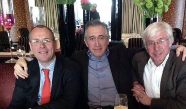 Jean-Pierre Scandella, Bernard Hodac et Didier Tranchier. (c) Synnov