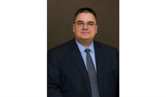 Cédric Lewandowski, président de l'Association française de l'éclairage