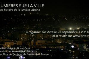 Lumières sur la ville, un film d'Agnès Bovet-Pavy