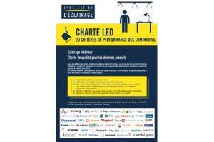 Charte LED