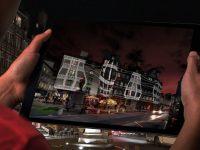 © Concepto, Maîtrise d'ouvrage: Ville de Rennes  Conception lumière; Concepto, Roger Narboni et Fanny Guerard  Dimension virtuelle: La Fabrique d'étincelles  Application mobile: MyOrpheo  Modélisation 3D: E.magein3D  Installateur; Bouygues E&S
