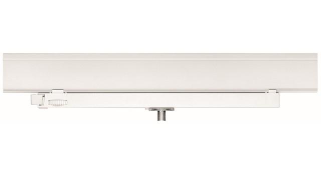 Intégration invisible dans les systèmes de rails à 230V pour les drivers LED advanced et excite in-track de Tridonic.
