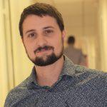 Aymeric Courbis, chargé d'études photométriques chez Ragni (DR)