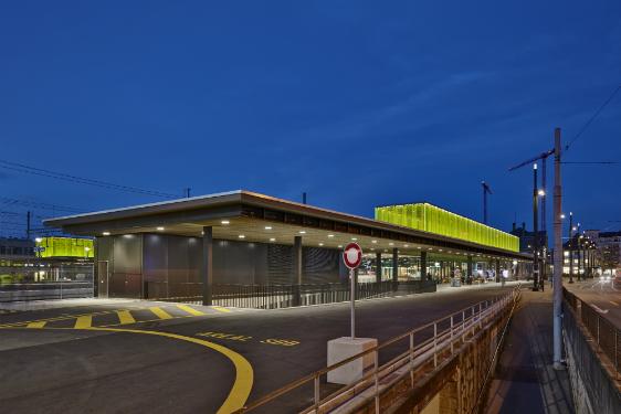 Prix ACEtylène 2019 Agence Vogtpartner - Bahnhof Oerlikon ©R. Dürr