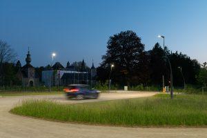 gestion de l'éclairage extérieur