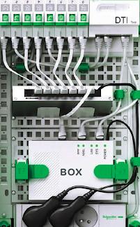 Le tableau électrique connecté de Schneider Electric