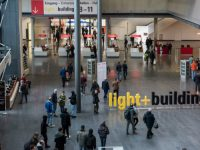 Light+Building. Messe Frankfurt Exhibition. Photo Petra Welzel