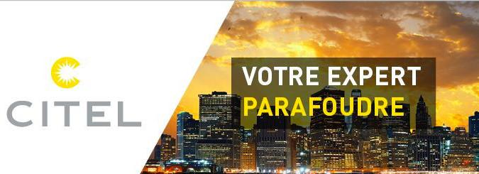 Citel innove dans le domaine du parafoudre spécialisé pour les panneaux photovoltaïques.