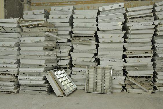 DEMOCLES : chantier de démolition de bureau ©ecosystem