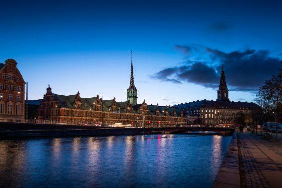 Maître d'ouvrage : Mairie de Copenhague – Systèmes : Citelum – Matériel d'éclairage : iGuzzini. ©Tomas Majewski