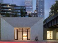 Kasmin Gallery. Architecture : studioMDA, New York City/USA - ©ERCO PhotoRoland Halbe, Stuttgart/Allemagne